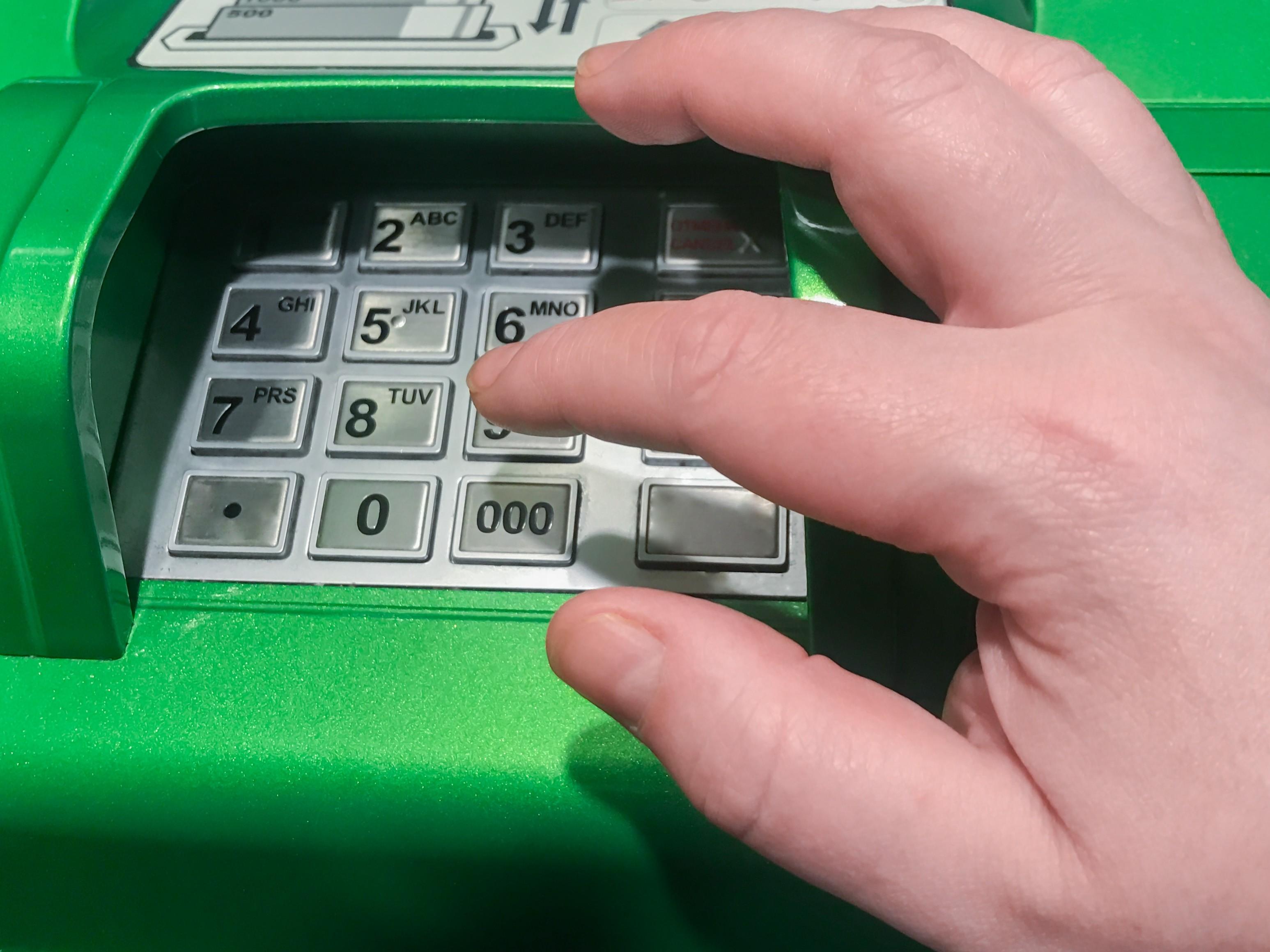Регистрация личного кабинета Россельхозбанка в терминале или банкомате